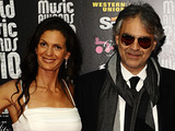 Veronica Berti and Andrea Bocelli