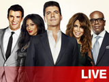 The X Factor USA live