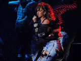The X Factor USA Top 10 Results Show: Rihanna performs