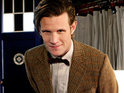 Matt Smith admits that he was sad about the Doctor Who Confidential axe.