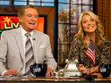 Kelly Ripa also says she's in no hurry to find a replacement for Regis Philbin.