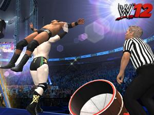 WWE 12 screenshot