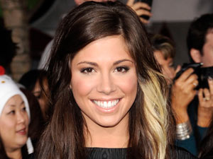 'The Twilight Saga: Breaking Dawn - Part 1' Premiere: Christina Perri