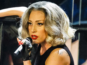 Children in Need Rocks Manchester: Lady GaGa