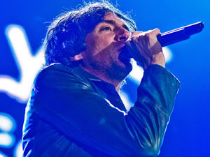 Children in Need Rocks Manchester: Gary Lightbody, Snow Patrol