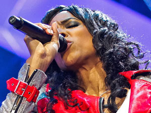 Children in Need Rocks Manchester: Kelly Rowland