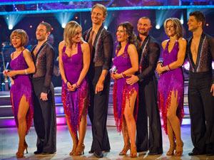 Children in Need: BBC Newsreaders do Strictly