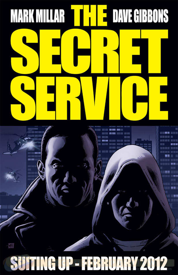 The Secret Service Teaser