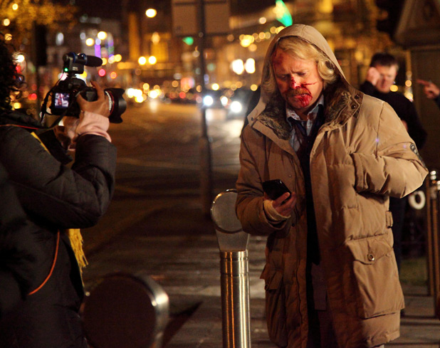 Keith Lemon: The Film on-set pictures