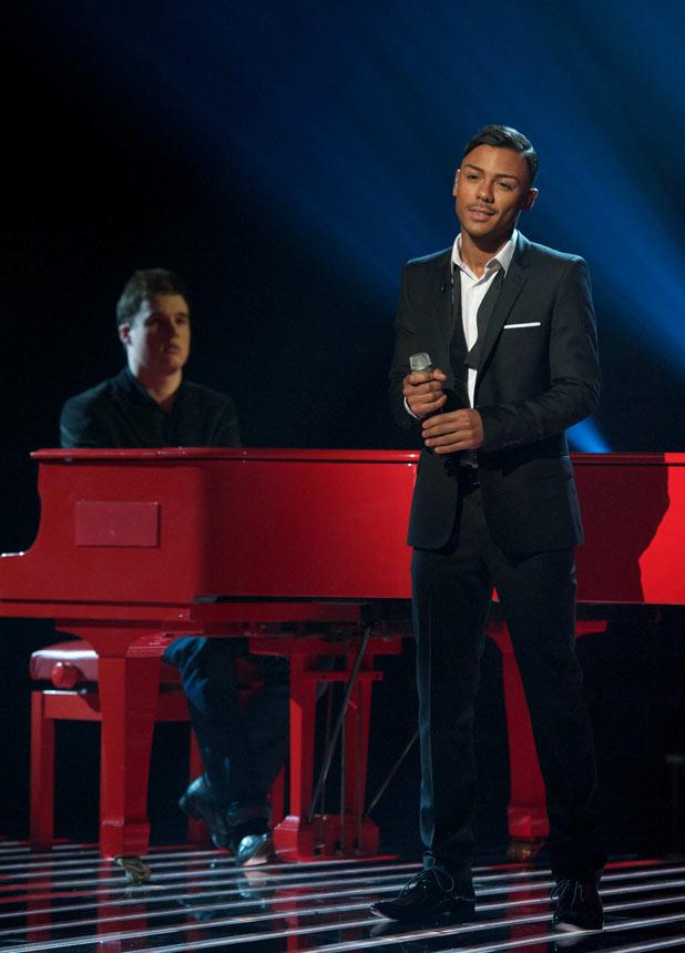 The X Factor: Marcus