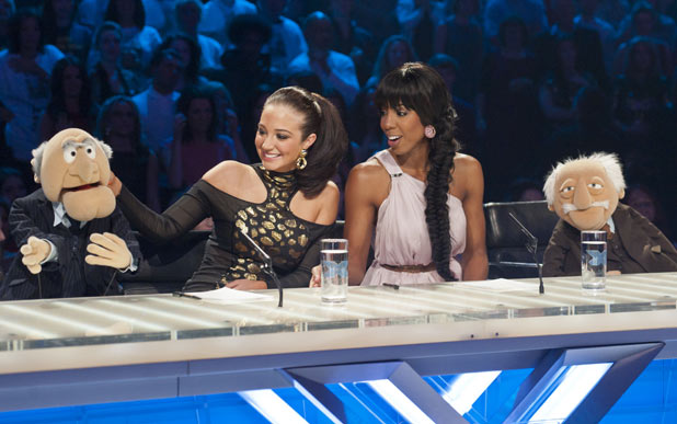 The X Factor: Tulisa and Kelly get new workmates
