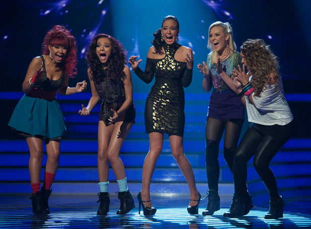 The X Factor: Little Mix are through to next weeks show
