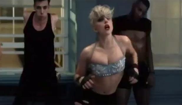 Lady GaGa: 'Marry The Night' second teaser still