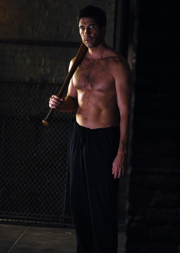 Dylan McDermott as Ben Harmon in 'American Horror Story'