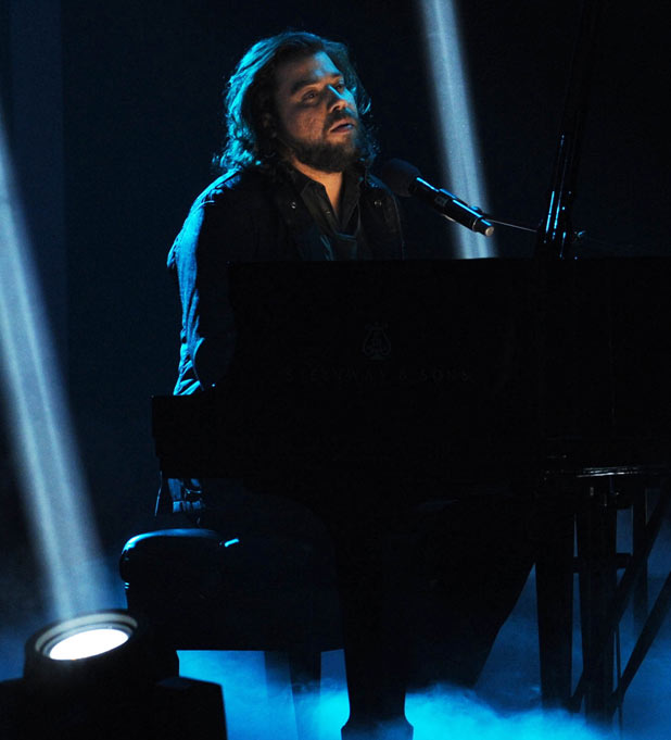 X Factor USA Top 9: Josh Krajcik
