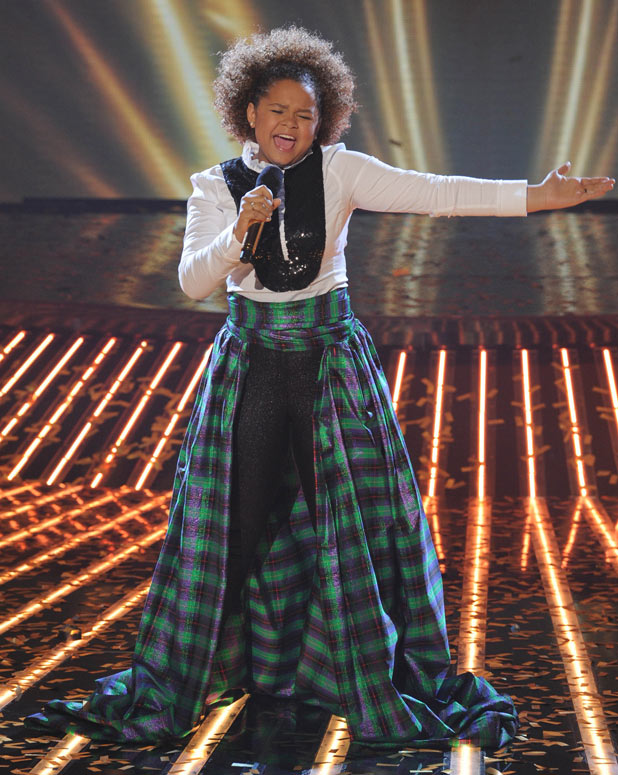 X Factor USA Top 9: Rachel Crow