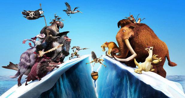 Ice Age: Continental Drift (July 13)