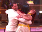 'DWTS' Maksim responds to 'slap' claim?