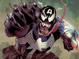 Captain America Venom Variant
