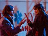 Ashton Kutcher and Lea Michele in 'New Year's Eve'