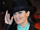 'Puss in Boots' UK Premiere: Salma Hayek
