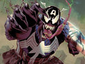 Marvel Comics reveals variant covers for its 'Venom: Circle of Four' event.