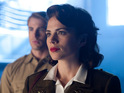 Hayley Atwell says she would love to return as Peggy Carter in Captain America 2.
