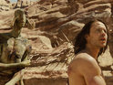 Disney releases the first shots from upcoming sci-fi John Carter.