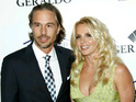 "Kevin Federline says he is ""happy"" that Spears has found love with Jason Trawick."