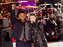 "Usher says he has hopes that Justin Bieber will ""mature"" as he grows into adulthood."