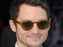 Frodo Baggins actor Elijah Wood says he is hotly anticipating The Hobbit.