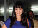 Sunny Leone takes legal action, after being accused of joking about rape.