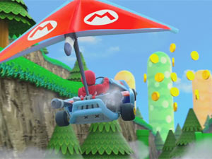 Mario Kart 7 live action trailer
