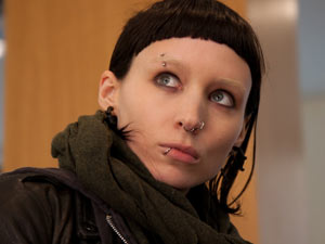 Rooney Mara in &#39;Girl With the Dragon Tattoo&#39;