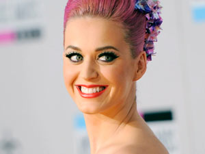 AMAs 2011 Arrivals: Katy Perry 