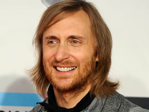 AMAs 2011 Arrivals: David Guetta