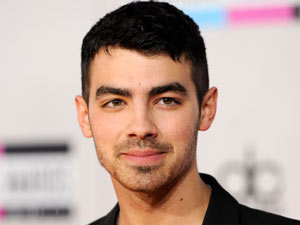 AMAs 2011 Arrivals: Joe Jonas