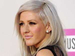 AMAs 2011 Arrivals: Ellie Goulding