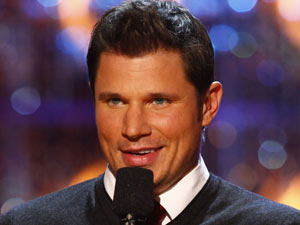 The Sing off: Host Nick Lachey