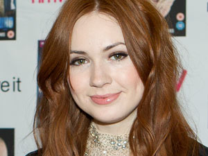 Karen Gillan - The Doctor Who star celebrates her 24th birthday today.  