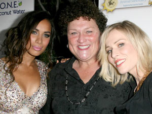 Leona Lewis at Hopefield Animal Sanctuary Benefit, Los Angeles