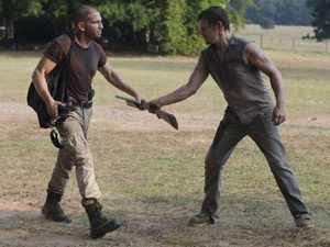 Shane and Daryl