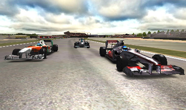 Review: F1 2011 3DS