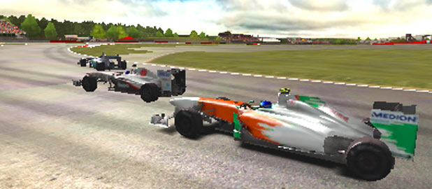 Gaming Review: F1 2011 3DS