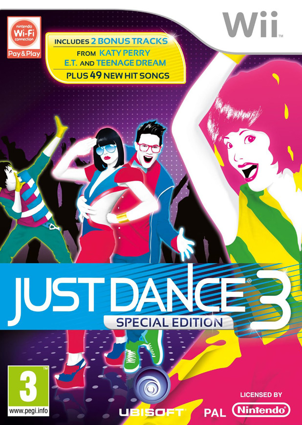 'Just Dance 3'