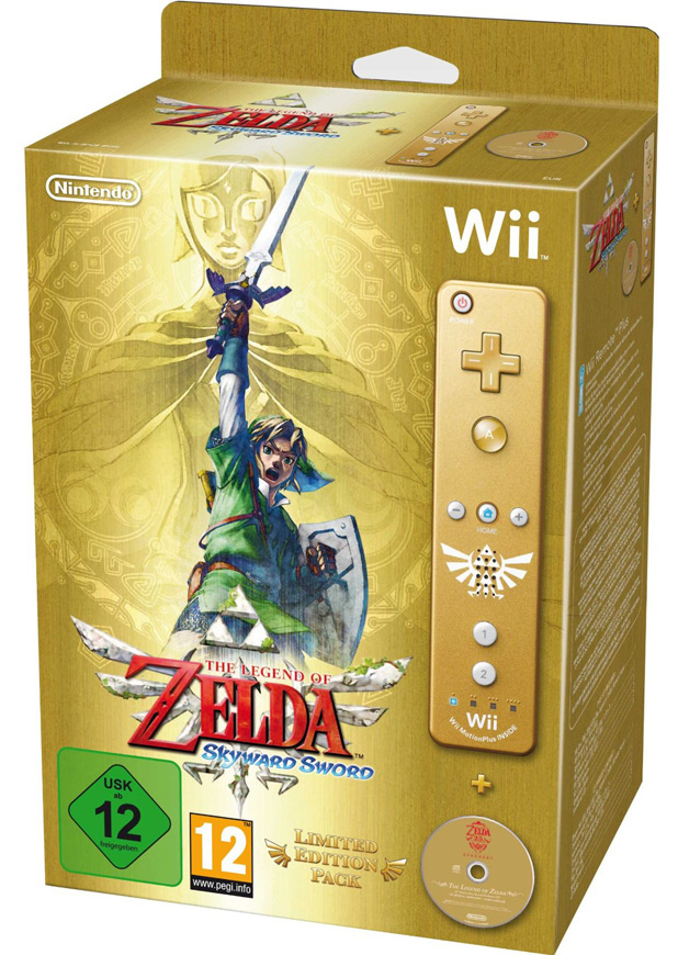 'The Legend of Zelda: Skyward Sword'