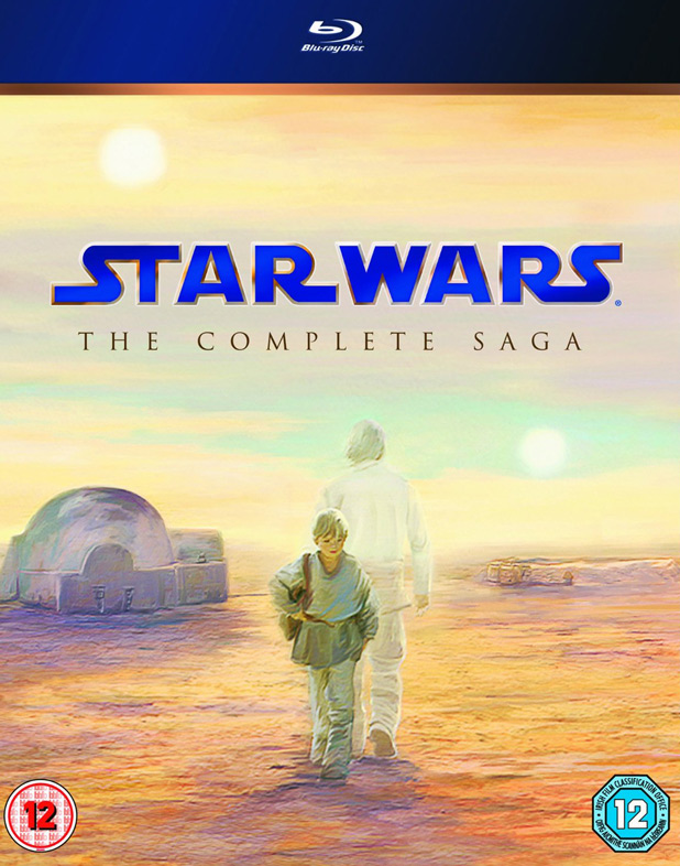 'Star Wars': The Complete Saga Blu-ray set