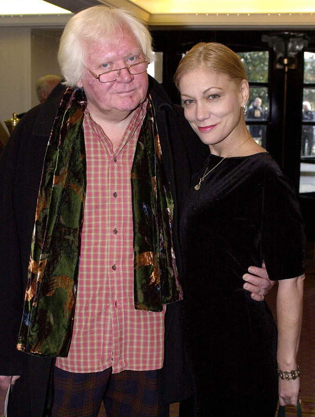 Ken Russell and Lisi Trebble
