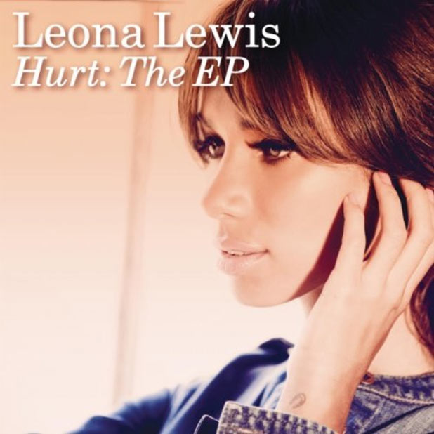 Leona Lewis Hurt EP Artwork