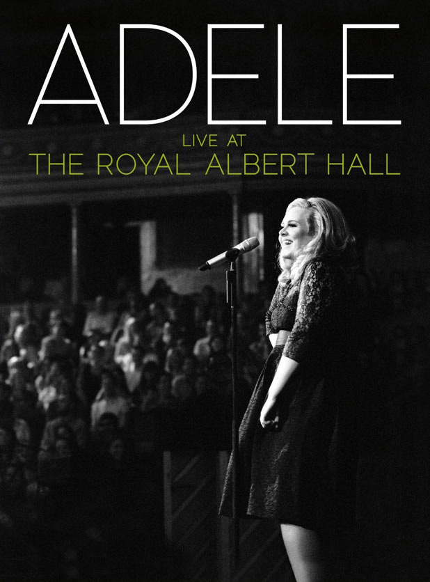 Adele 'Live at the Royal Albert Hall' DVD